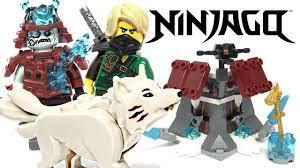 LEGO Ninjago Lloyd's Journey review! 2019 set 70671! - YouTube