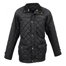 Regatta Mens Black Rigby Quilted Jacket - Great Outdoors Superstore & Mens Rigby Quilted Jacket Black Adamdwight.com