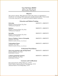 Resume Templates Medical Assistant Resume Examples No Experience Format 100 For 74