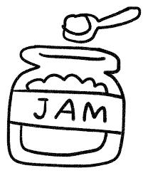 ジャムのイラスト ゆるかわいい無料イラスト素材集