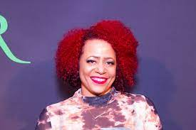Author Nikole Hannah-Jones ...