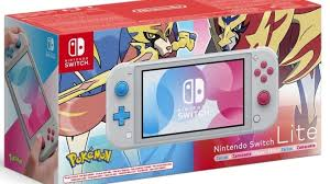 Competition: Win a Switch Lite Pokémon Edition with Sword & Shield •  Eurogamer.net