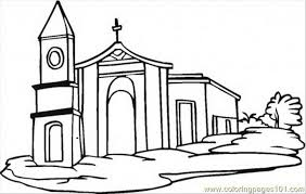 Small Picture free printable coloring page church architecture buildings 504398