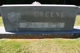 Hester L Letterman Greene (1889-1966) - Find A Grave Memorial