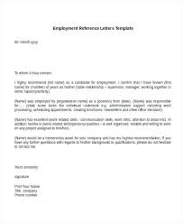 Format Of Recommendation Letter From Employer Gorgeous Letter Of Recommendation Template Grnwavco