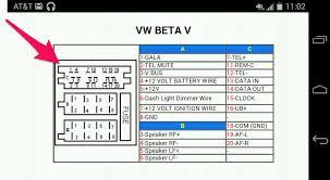 vw beetle radio wiring free download wiring diagrams schematics 2004 VW GTI at 2005 Vw Gti Stereo Wiring Diagram