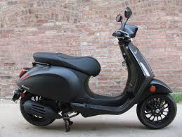 2020 Vespa Sprint 150 Notte For Sale in Chicago, IL - Cycle Trader