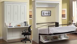 Hideaway Beds Wall Bed - double photo