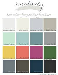 16 of the best paint colors for painting furniture or cabinets the creativity exchange