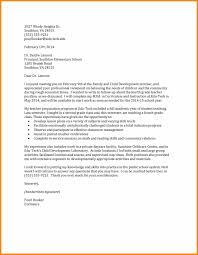Gallery Of High School Teacher Cover Letter Sample Examples