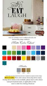 kitchen wall sayings family wall quotes