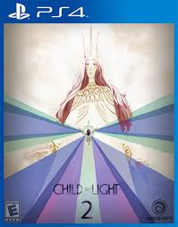 Child Of Light Box Art Beth Sparks Child Of Light 2