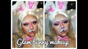 glam bunny makeup tutorial series