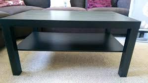 black brown coffee table brand new lack side dark vittsjo glass wonderful bro black brown coffee table