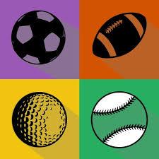 sporty pop art