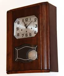 westminster chime wall clock for living space wall clocks