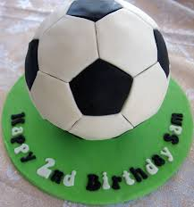 How To Decorate A Soccer Ball Cake Happy New Year Confessions of a Cake Addict 18