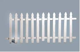 white picket fence. 8\u2032 Section Of White Picket Fence P