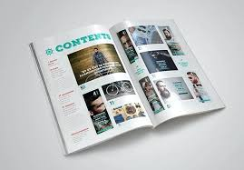 Free Magazine Template For Microsoft Word Scientific Article Template Word Newspaper For Illustrator 1