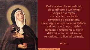 Preghiera a Santa Veronica Giuliani per chiedere una grazia - YouTube