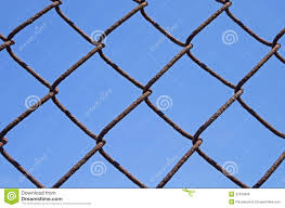 Rusty Chain Link Fence Texture Chain Link Fence Rusty Texture
