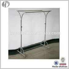 Display Stand For Hanging Clothes