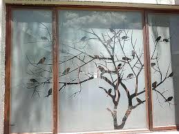 sandblasting glass door designs etching stencils art pretoria