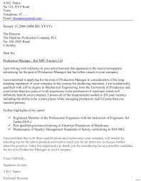 Subpoena Cover Letter Consulting Firm Cover Letter Example