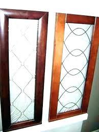 cabinet door glass inserts doors for kitchen cabinets frosted do kitchen cabinet door insert