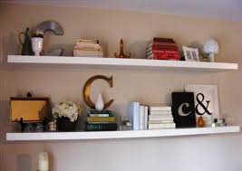 Cream Floating Shelves Ikea Magnificent Best IKEA Lack Shelf For Convenience And Display Ideas Homes Of IKEA
