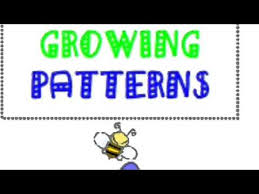 Growing Patterns Adorable Increasing Growing Patterns YouTube