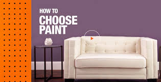 How To Pick Paint Colors The Home Depot Stunning How To Choose Paint Colors For Your Home Interior