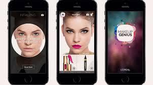 loreal genius makeup makeup app fashionpolicenigeria
