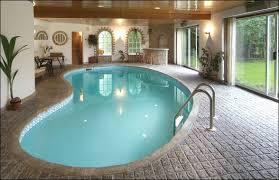 Indoor home swimming pool designs ideas.
