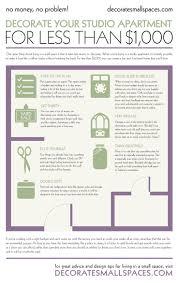Best  Decorate Studio Apartments Ideas On Pinterest - Tiny studio apartment layout