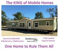 We Buy Mobile Homes SouthernMH For Sale Conroe TX And Sell 7