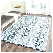area rug ivory navy 5 x 8 blue safavieh evoke grey 8x10