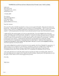 Free Business Letter Samples Sample Proposal Letter Template Bunch Ideas Of Business