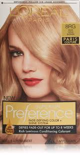 L Oreal Paris Superior Preference Hair