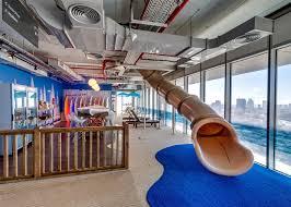 slide google office. Google\u0027s Tel Aviv Headquarters Features A Slide Google Office
