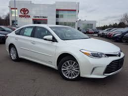 2018 avalon. Wonderful Avalon New 2018 Toyota Avalon Hybrid Limited And T