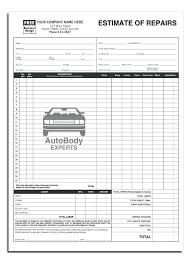 Parts Order Form Template Car Excel Otograf Site