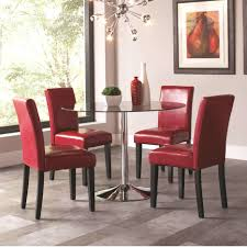 red dining room set createfullcircle from red kitchen table and chairs