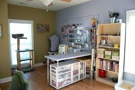 office craft room ideas. Sewing Room Makeover Ideas Craft Office Home Design Designs How