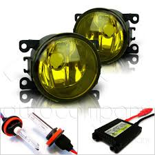 2013 Acura Ilx Fog Light For 2013 2016 Acura Ilx Replacement Fog Lights W Hid Kit Yellow Ebay