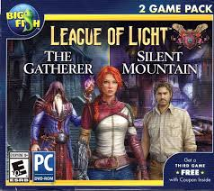 Browse the latest additions to our huge selection of hidden object games for pc. Amazon Com Big Fish League Of Light The Gatherer Silent Mountain Pc Toys Games