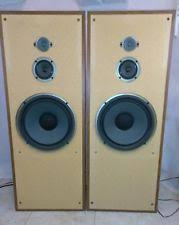 sony tower speakers. vintage sony ss-u231 speakers-input power 200w-rated impedance 8 ohms tower speakers