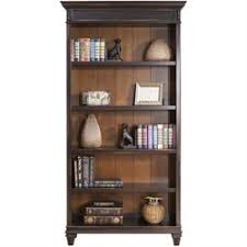 office bookcases with doors. Martin Furniture Hartford Bookcase In Two Tone Distressed Black Office Bookcases With Doors
