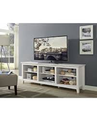 white 70 inch tv stand. Exellent White Havenside Home Jacksonville 70inch Wood Media TV Stand Brown  Brown  Finish Inside White 70 Inch Tv Better Homes And Gardens