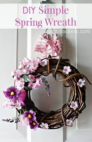 simple spring twig wreath diy tutorial the picture to view the tutorial